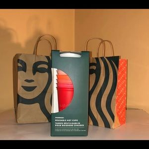 Starbucks Holiday 2019 Reusable Hot Cups